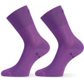 ASSOS Assosoires GT Socks, violeta